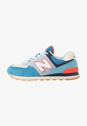 574 - Sneakers laag - blue