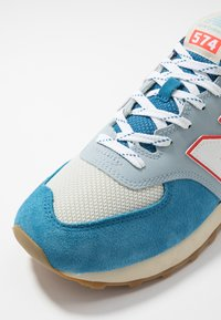 New Balance - 574 - Sneakers laag - blue - 5