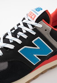 New Balance - 574 - Sneakers laag - black - 5