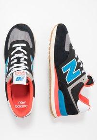 New Balance - 574 - Sneakers laag - black - 1