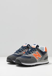 New Balance - 574 - Trainers - grey/navy - 2