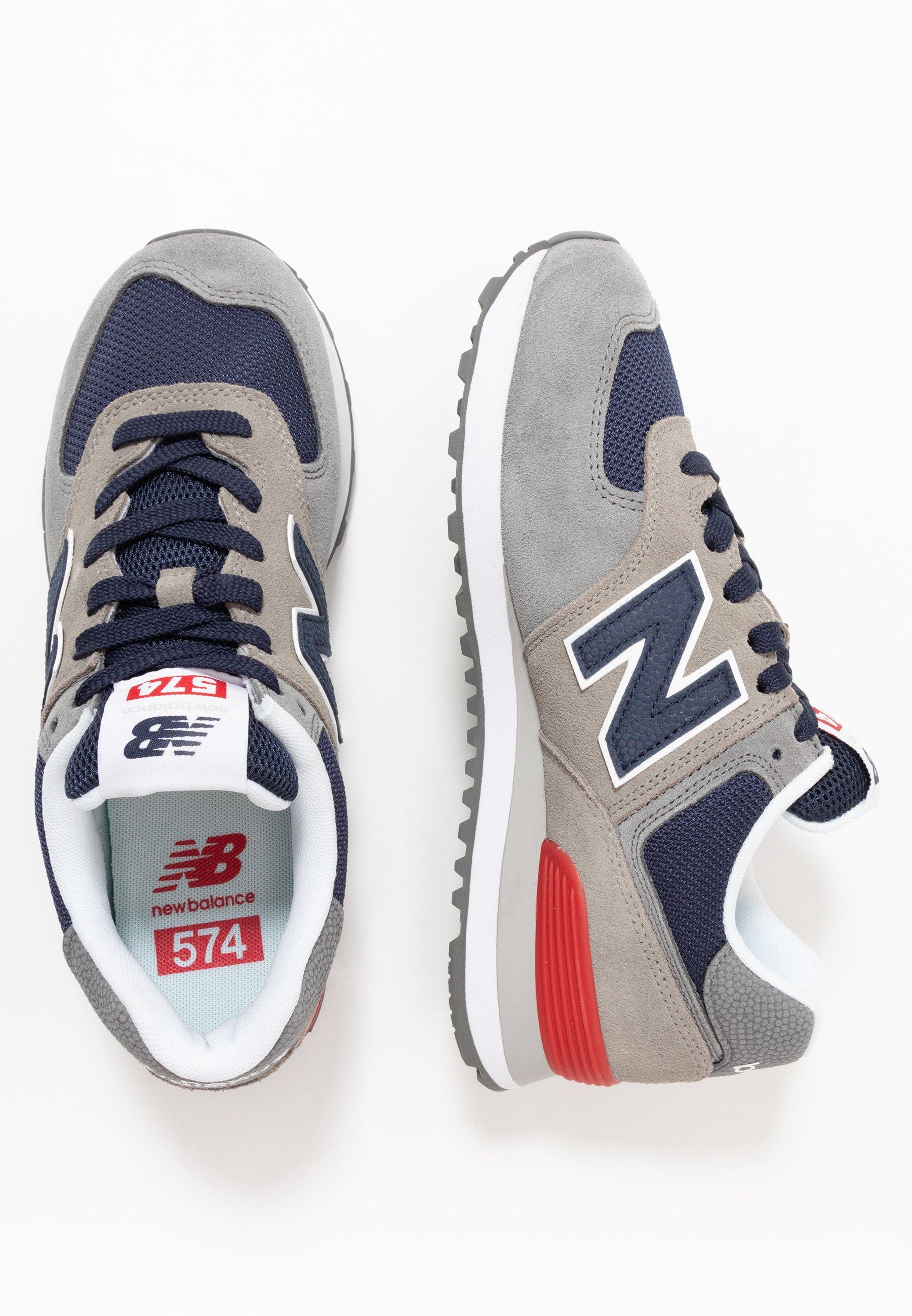 574 - Sneakers laag - marblehead pigment (ML574EAD)