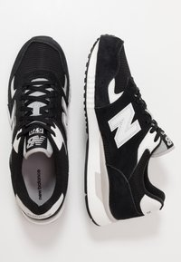 New Balance - 570 - Sneakers basse - black/white - 1