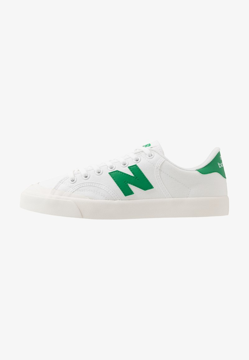 New Balance - PRO COURT - Zapatillas - white/green