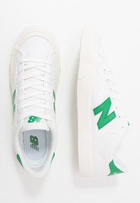 New Balance - PRO COURT - Zapatillas - white/green - 1
