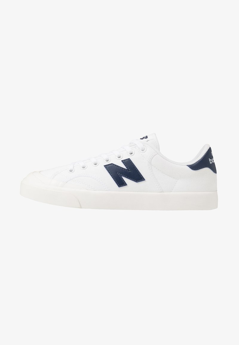 New Balance - PRO COURT - Sneakers basse - white/blue