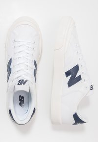New Balance - PRO COURT - Sneakers basse - white/blue - 1