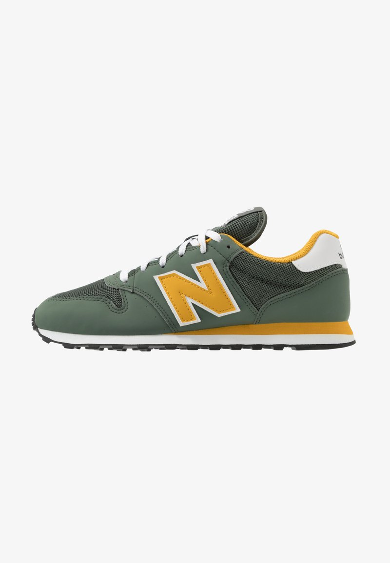 New Balance - Sneakers laag - green