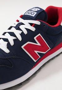 New Balance - Baskets basses - navy - 5