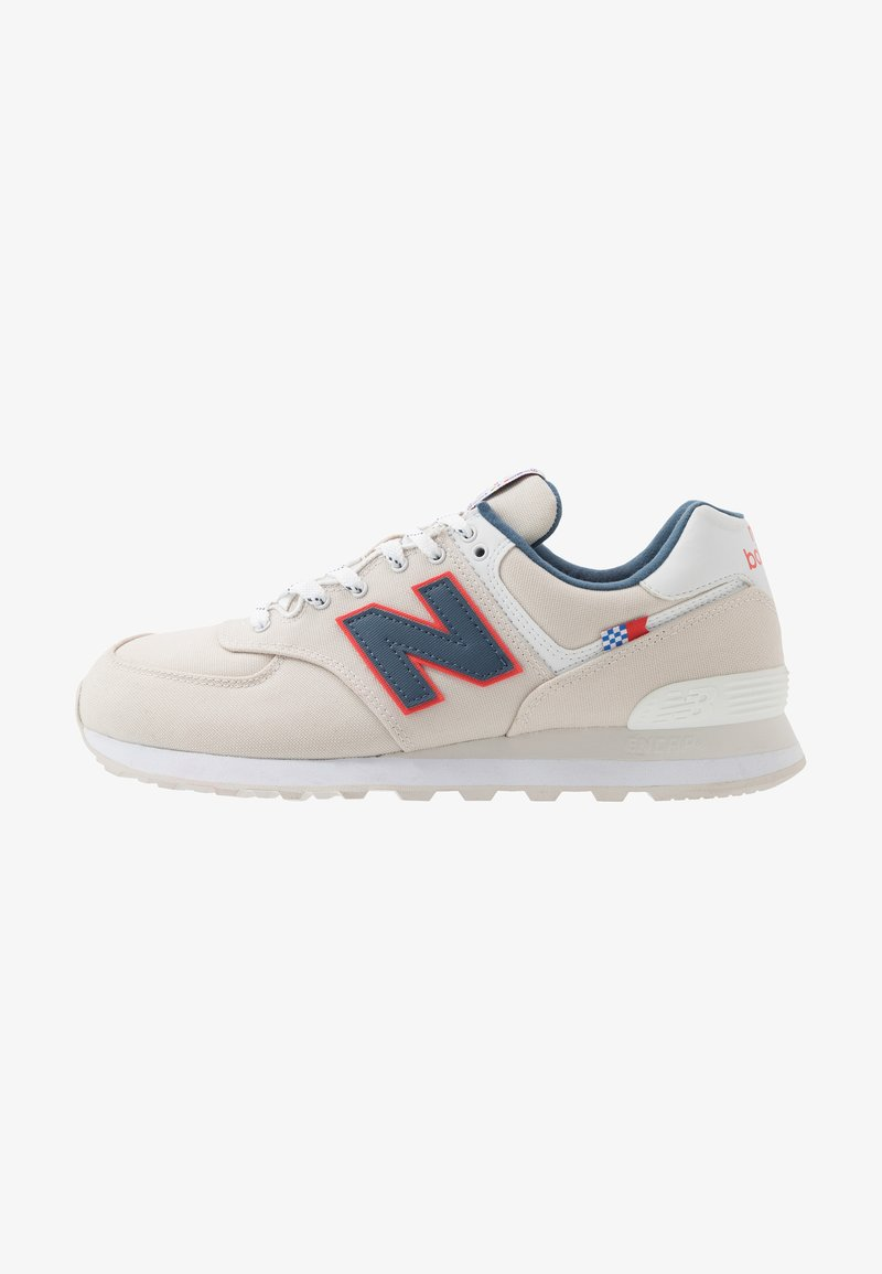 New Balance - 574 - Sneakers basse - grey/white