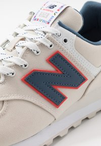 New Balance - 574 - Sneakers basse - grey/white - 5