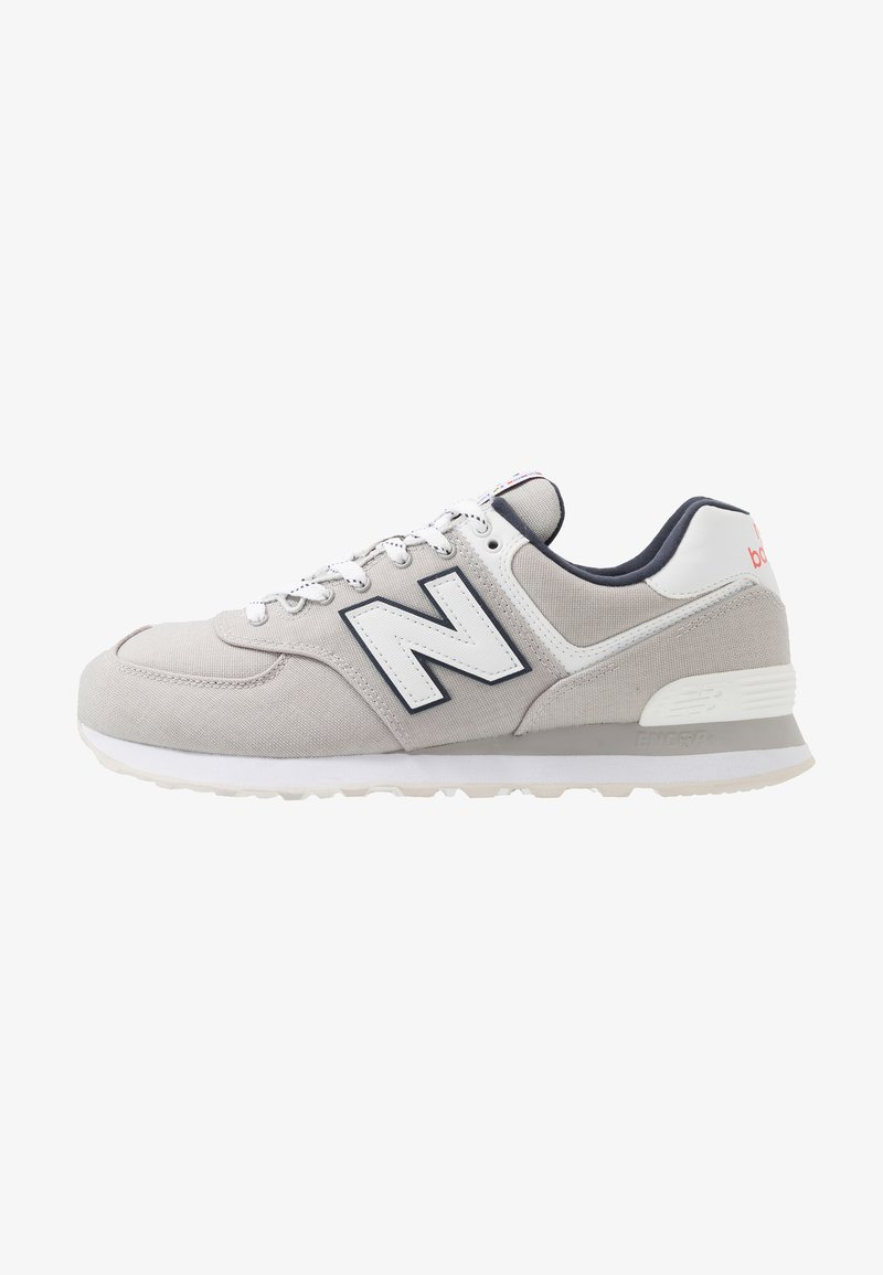 New Balance - 574 - Baskets basses - blue/white