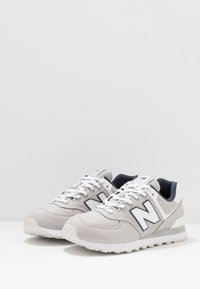 New Balance - 574 - Baskets basses - blue/white - 2