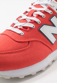 New Balance - 574 - Sneakers basse - red/white