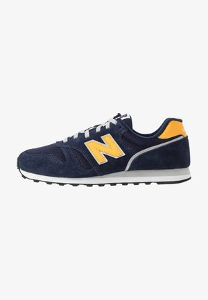 373 - Sneakersy niskie - blue/yellow