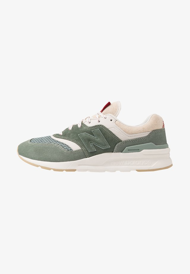 997 H - Trainers - green/grey