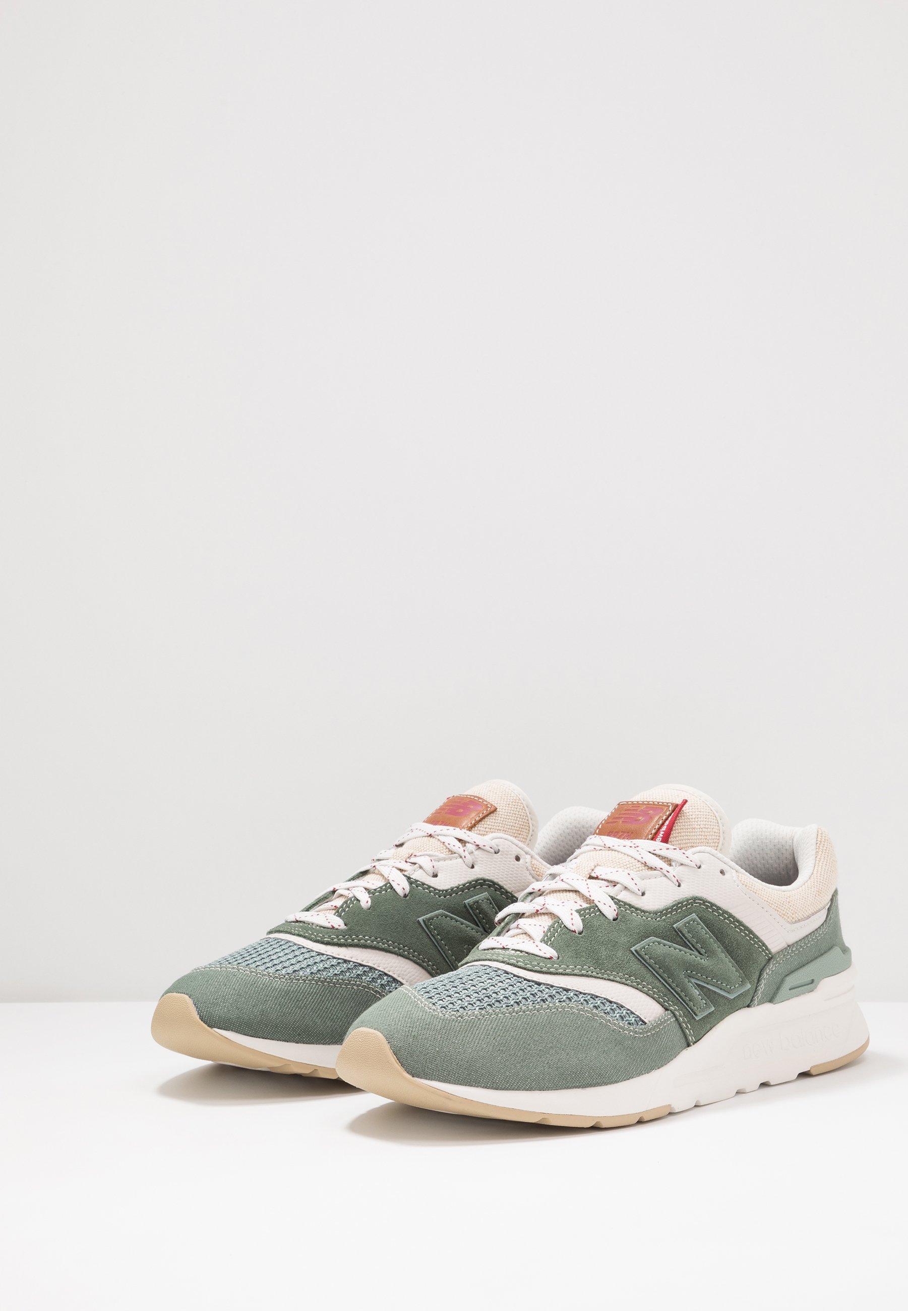 997 H - Sneakers laag - green/grey