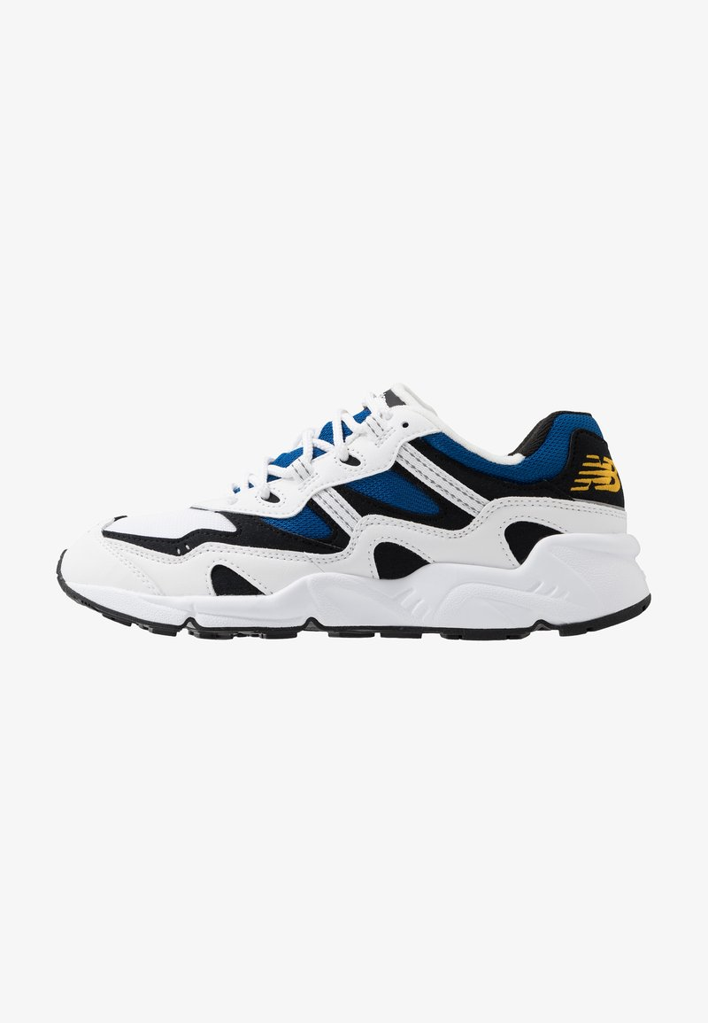 New Balance - Sneakers laag - white/blue