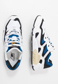 New Balance - Sneakers laag - white/blue - 1