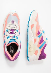 New Balance - Sneakers laag - grey/pink - 1