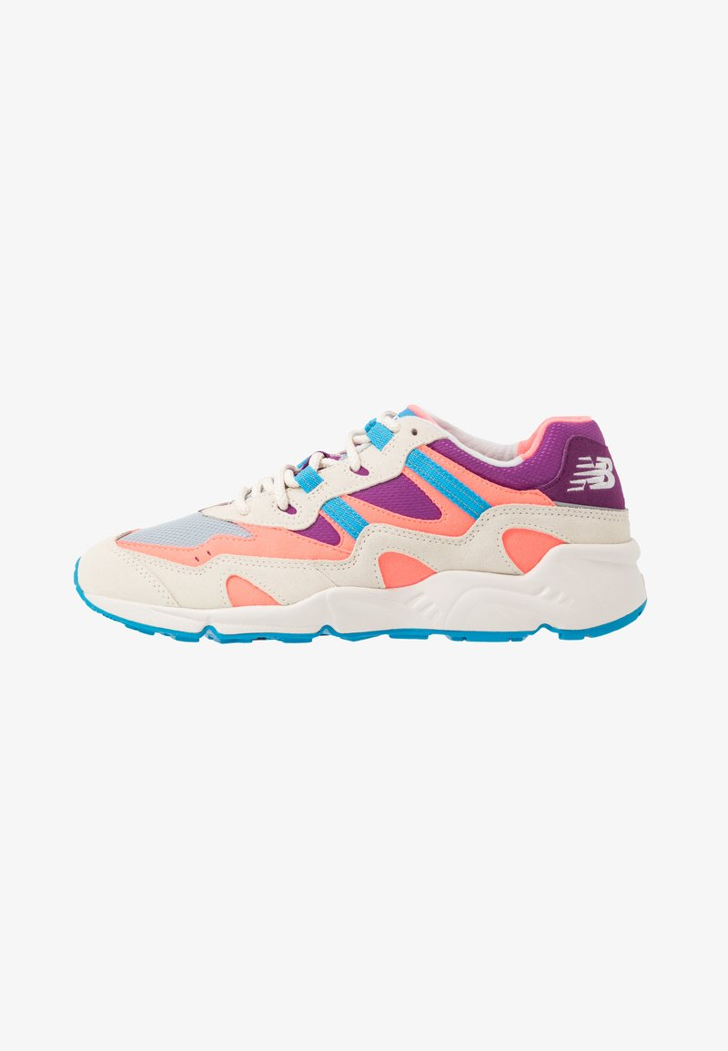 New Balance - Sneakers laag - grey/pink
