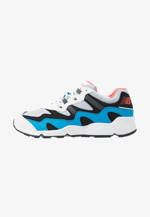 850 - Sneakers laag - white/blue
