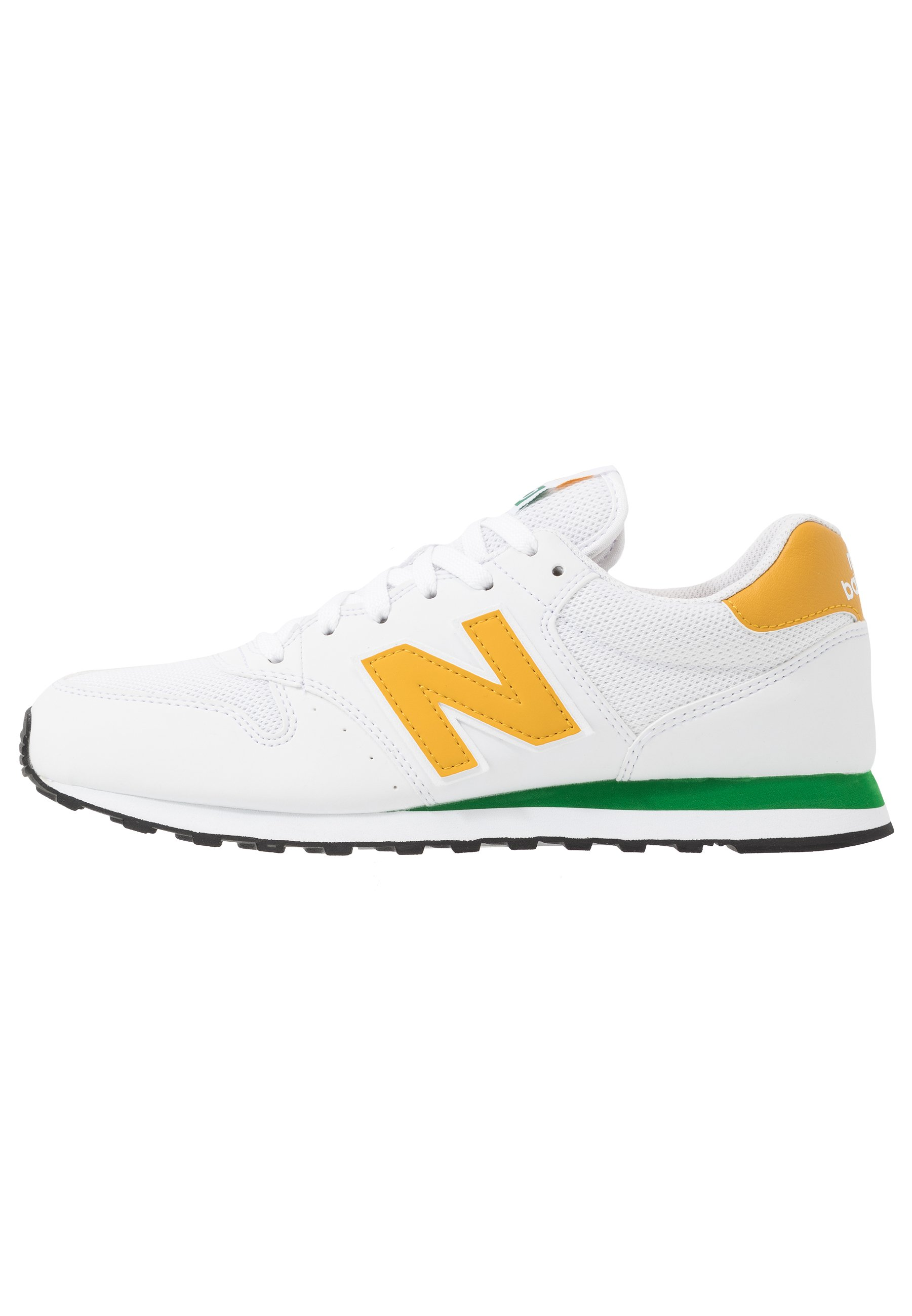 500 - Sneaker low - white/green/sunflower