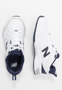 New Balance - MX624 - Sneakers - white/navy - 1