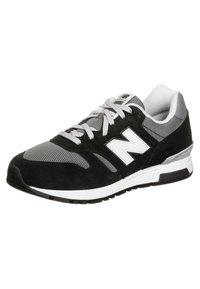 New Balance - Baskets basses - black - 2