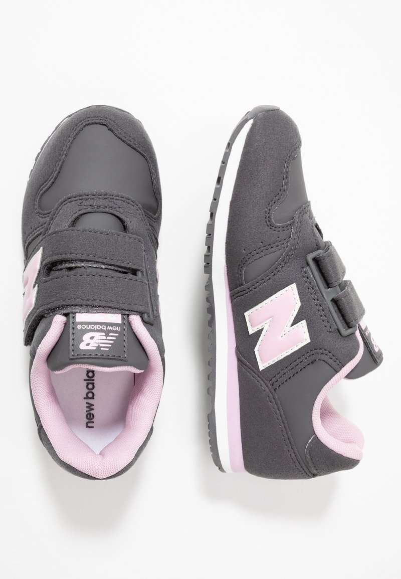 New Balance - YV373CE - Trainers - grey/pink