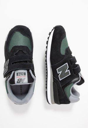 YV574FNG - Sneakers basse - black