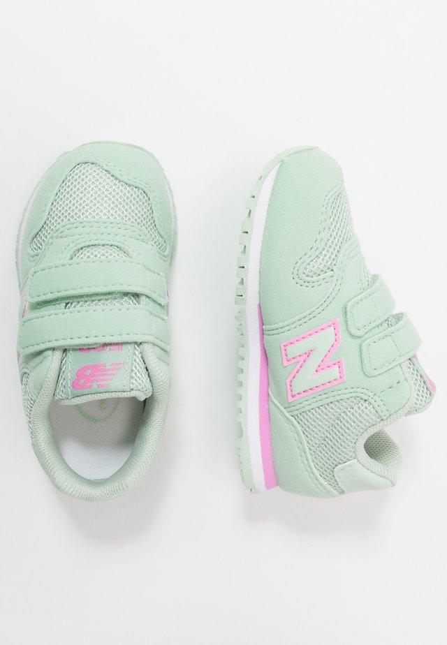IV500CM - Sneakers laag - mint chalk