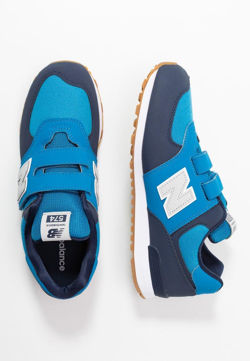 New Balance - YV574DMB - Sneakersy niskie - blue