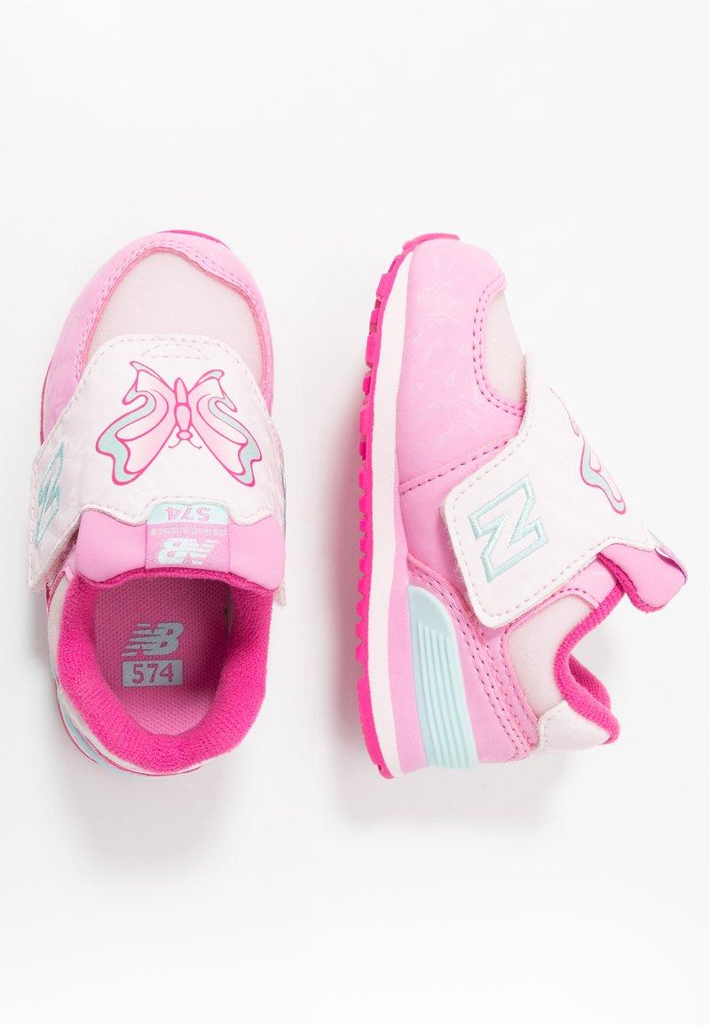 New Balance - IV574MCK - Sneakersy niskie - pink