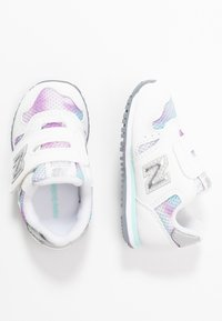 New Balance - IV373GW - Baskets basses - white/purple - 0