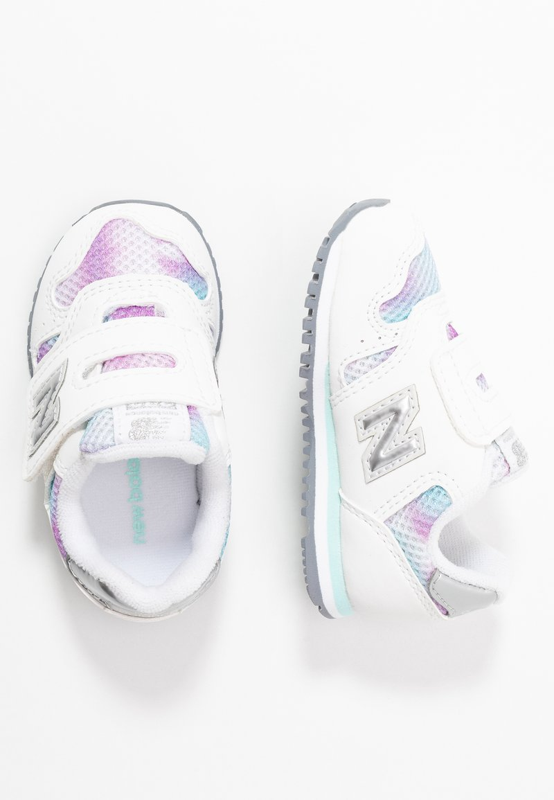 New Balance - IV373GW - Baskets basses - white/purple