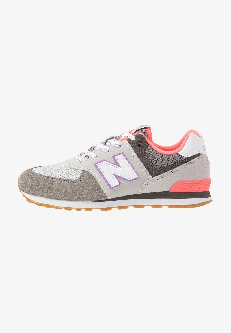 New Balance - PC574SOC - Baskets basses - grey/pink