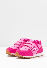 New Balance - IV574DMP - Sneakers basse - pink - 3