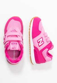 New Balance - IV574DMP - Sneakers basse - pink - 0
