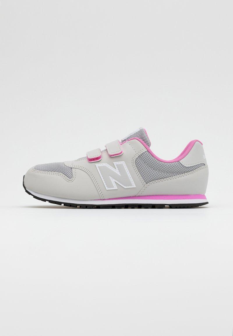 New Balance - YV500RI - Baskets basses - grey/pink
