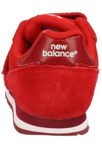 New Balance - Baskets basses - red - 3