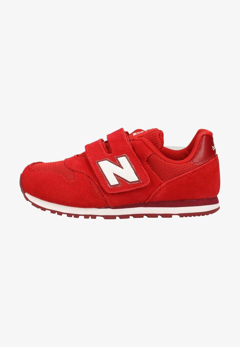 New Balance - Baskets basses - red