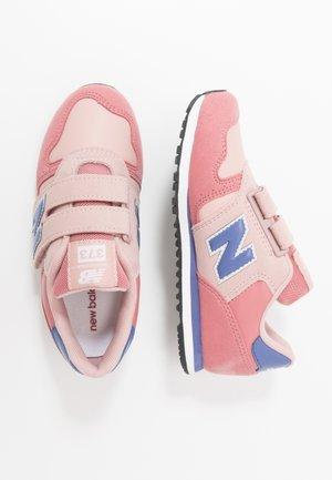 Baskets basses - pink/grey