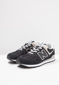 New Balance - GC574 - Baskets basses - black - 3