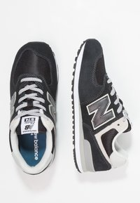New Balance - GC574 - Baskets basses - black - 0