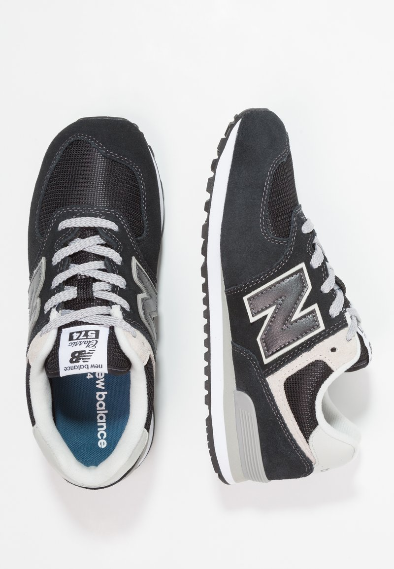 New Balance - GC574 - Baskets basses - black