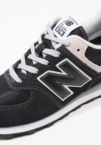 New Balance - GC574 - Baskets basses - black - 2