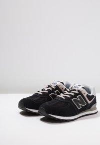 New Balance - PC574 - Sneakersy niskie - black/grey - 3