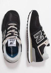 New Balance - PC574 - Sneakersy niskie - black/grey - 0