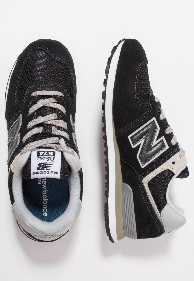 New Balance - PC574 - Sneakersy niskie - black/grey